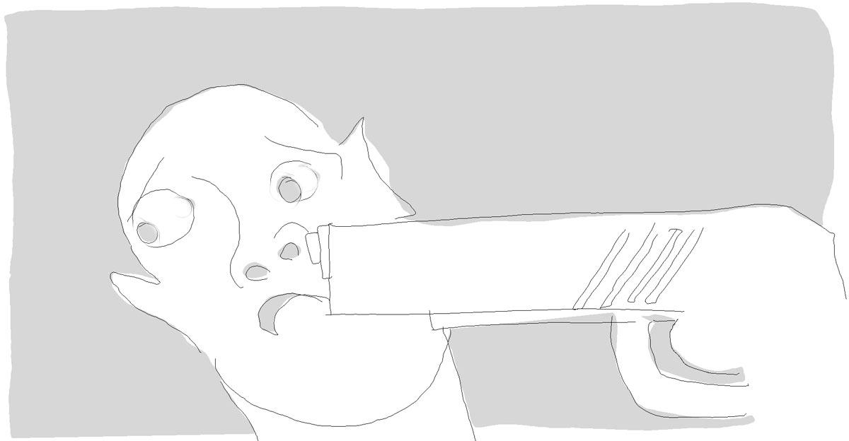 no-undo, dessin sans repentir
